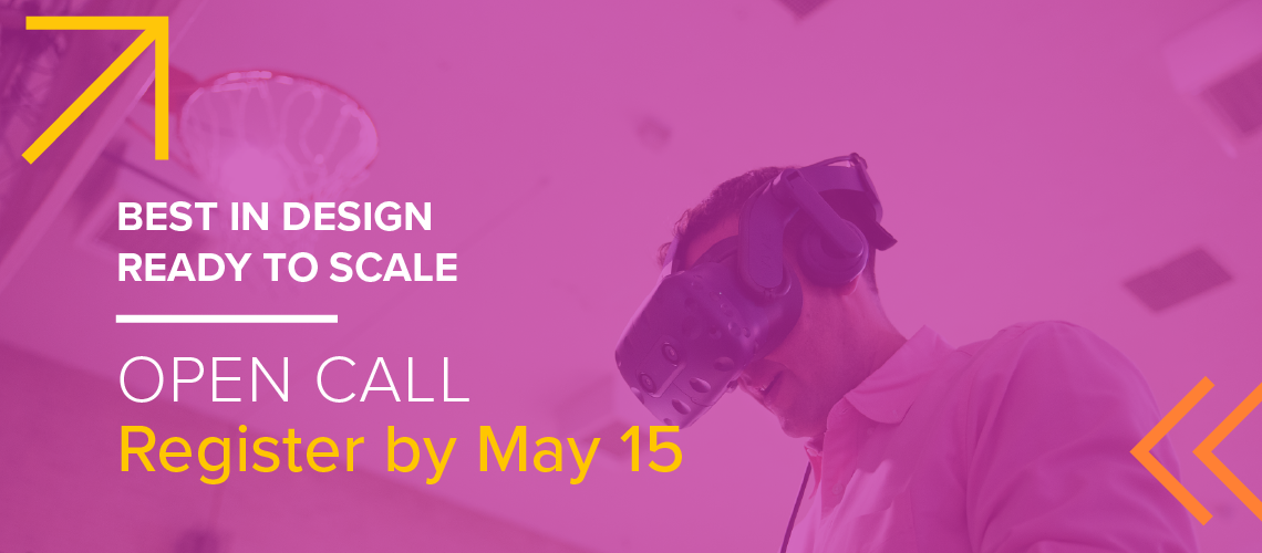 Best In Design Open Call